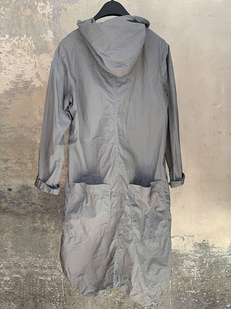 Leichter Damen-Sommermantel Größe M aus Baumwolle von Rundholz DIP